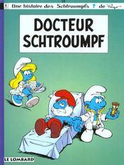Les schtroumpfs t.18 ; docteur schtroumpf - Intérieur - Format classique