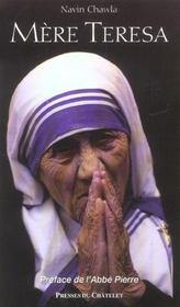 Mère Teresa - Intérieur - Format classique