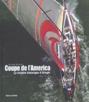 Coupe de l'america 2003, 31e edition la victoire historique d'alinghi - Couverture - Format classique