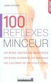 100 refelxes minceur - Intérieur - Format classique