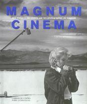 Magnum cinéma - Intérieur - Format classique