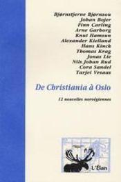 De christiana a oslo - Intérieur - Format classique