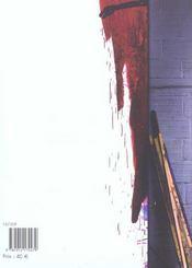 Art a mort - 4ème de couverture - Format classique
