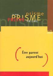 Etre Parent Aujourd'Hui - Intérieur - Format classique
