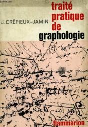 Traite Pratique De Graphologie. - Couverture - Format classique