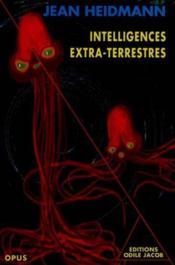 Intelligences Extra-Terrestres - Couverture - Format classique