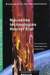Nouvelles technologies, nouvel etat - Intérieur - Format classique