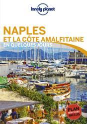 Naples et la côte amalfitaine (édition 2019) - Couverture - Format classique