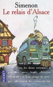 Relais D'Alsace - Intérieur - Format classique