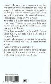 Relais D'Alsace - 4ème de couverture - Format classique