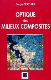 Optique Des Milieux Composites - Couverture - Format classique