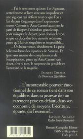 Agneaux (Les) (Poche) - 4ème de couverture - Format classique