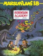 Marsupilami T.18 ; Robinson academy - Couverture - Format classique
