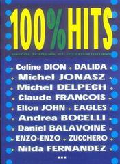 100% hits, volume 1 piano, voix, guitare - Intérieur - Format classique