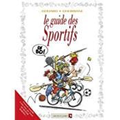 Le guide des sportifs en BD ! - Couverture - Format classique