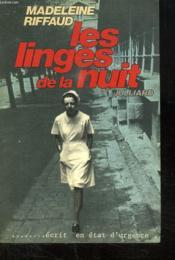 Les Linges De La Nuit. - Couverture - Format classique