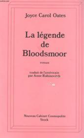 La Legende De Bloodsmoor - Couverture - Format classique