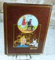 Tintin au Tibet, Les bijoux de la Castafiore, Tintin au cinéma (1), Voir et savoir, Les cartes de voeux, Quick et Flupke (VIII). - Couverture - Format classique
