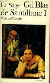 Histoire De Gil Blas De Santillane - I - Couverture - Format classique