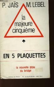 La Majeure Cinquieme - En 5 Plaquette - Couverture - Format classique