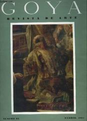 Goya Revista De Arte N°63 - Couverture - Format classique