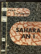 Sahara Ani - Collection L Air Du Temps - Couverture - Format classique