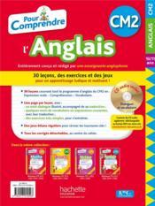 Pour comprendre l'anglais ; CM2 - 4ème de couverture - Format classique