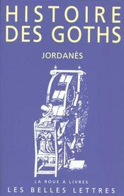 Histoire des Goths - Intérieur - Format classique