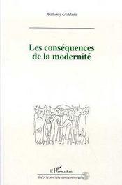 Les Consequences De La Modernite - Intérieur - Format classique