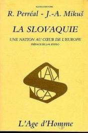 Slovaquie - Couverture - Format classique