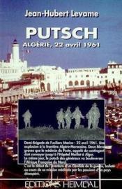 Putsch algerie, 22 avril 1961 - Couverture - Format classique