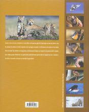 Animalia ; Mammiferes Et Oiseaux Du Monde - 4ème de couverture - Format classique