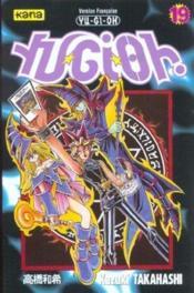 Yu-Gi-Oh t.19 - Couverture - Format classique