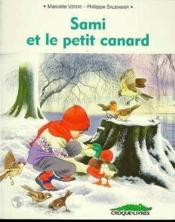 Sami Et Le Petit Canard - Couverture - Format classique