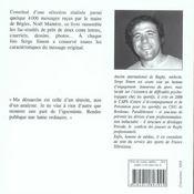 Homophobie France 2004 - 4ème de couverture - Format classique
