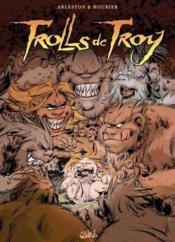 Trolls de Troy T.14 ; l'histoire de Waha - Couverture - Format classique