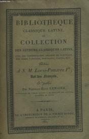 Pars Tertia Sive Opaera Philosophica Ad Optimos Codices Et Editionem J. Vict. Leclerc. Volumen Quintum. - Couverture - Format classique