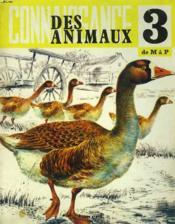CONNAISSANCE DES ANIMAUX. 3. De M à P. - Couverture - Format classique