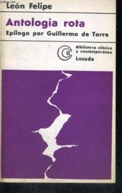 Antologia Rota - Couverture - Format classique