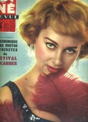Cine Revue France - 36e Annee - N° 18 - Deux Rouquines Dans La Bagarre - Couverture - Format classique