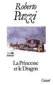 La princesse et le dragon - Couverture - Format classique