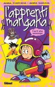 L'apprenti mangaka - Intérieur - Format classique