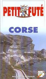 Corse 2000, Le Petit Fute - Intérieur - Format classique