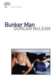 Bunker man - Couverture - Format classique