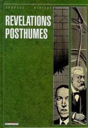 Revelations posthumes t01 - Couverture - Format classique