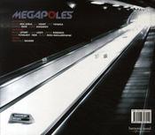 Mégapoles - 4ème de couverture - Format classique