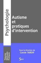 Autisme et pratiques d'intervention - Couverture - Format classique