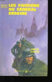 Les Passions Du General Erskine. - Couverture - Format classique
