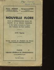 Nouvelle Flore - Couverture - Format classique