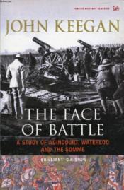 Face Of Battle - Couverture - Format classique